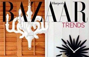 Harper's Bazaar Trends 2013
