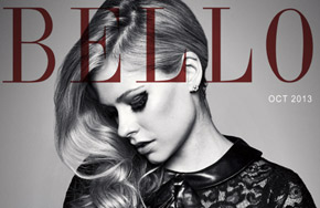 BELLO Magazine - Luigi Irauzqui Designer Profile 2013