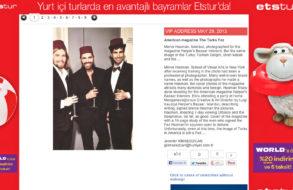 Etstur - Turkey - August, 2013