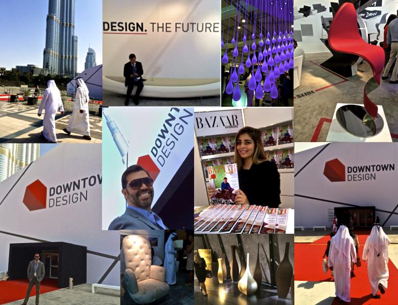 CASAVECCHIA @ DOWNTOWN DESIGN DUBAI OCT 2013